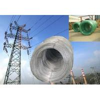 China galvanized steel stranded wire on sale