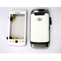 China BlackBerry Torch 9860 Full Housing with digitizer white on sale
