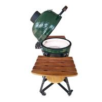 China Easily Cleaned Kamado Barbecue Grill Smoker With Charcoal Lump Fuel on sale