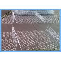 China 8x10cm Openning Welded Gabion Baskets Hot Dipped Galvanized Woven Steel Reno Matress Retaining Wall on sale