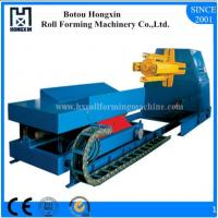 Buy cheap Roofing Metal Rolling Equipment, PLC Control Sheet Metal Forming Equipment from wholesalers