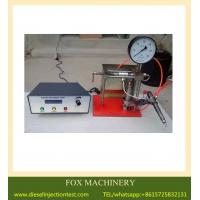 China Common Rail Injector Test Simulator ,solenoid and piezo CR injector(F-100A) on sale