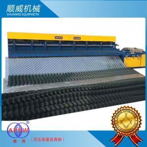 Curve Twisht Edge Automatic Chainlink Fence Weaving Machine Manufactures