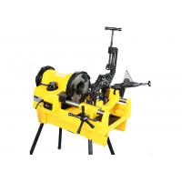Heavy Duty Electric Pipe Threading Machine for Steel Pipe 1/4-4 Hongli SQ100F 1224 Manufactures