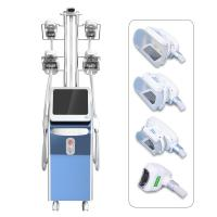 Cryolipolysis Fat Freeze Slimming Machine Vertical Type For Body / Chin Manufactures