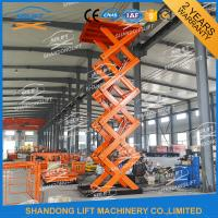 Low Profile Hydraulic Lift Table Manufactures