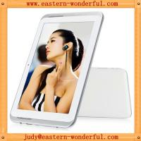 OEM 3G dual core smartphone tablet calling with HD dual camera and GPS and Bluetooth