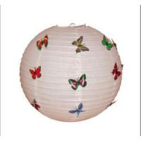 Beautiful Round Paper Lanterns (CVP101) Manufactures