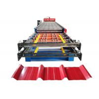IBR Trapezoidal Sheet Roll Forming Machine Manufactures