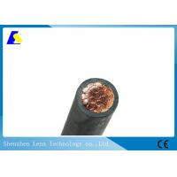 Quality AC 200V Welding Lead Wire, Electirc Welding Machine Mig Welder Earth Cable for sale