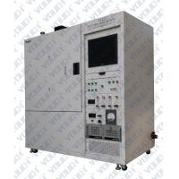 China Wire Cable Smoke Density Test Apparatus , NBS Chamber Fire Propagation Test Laboratory Testing on sale