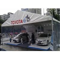 China Customized Size European Style Tents Car Show Tents Galvanized Steel on sale
