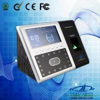 Facial and Fingerprint Time Recorder Attendance (HF-FR302) Manufactures