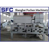 Wastewater Belt Press Machine Sluge Dehydrator , Sludge Treatment Equipment Manufactures