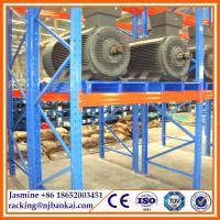 Warehouse Used Shed Metal Equipment Heavy Duty Storage Rack For Sale Manufactures