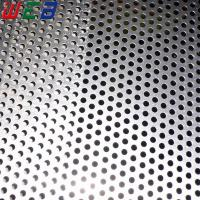 Galvanized steel perforated metal sheet Manufactures
