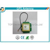 Internal Patch Active High Gain GPS Antenna For Mobile Phones TOP-GPS-AI07 Manufactures