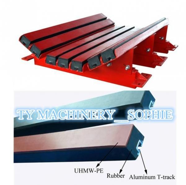 Quality Flame Retardant Conveyor Impact Bed Bar for sale