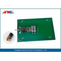 Built In Mid Range RFID Reader Antenna For Industrial Production Line 0.8m Feeder Length Manufactures