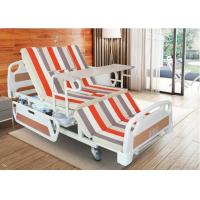 ABS Side Rails Manual Adjustable Bed 250KG Load Capacity 5 Function Manufactures