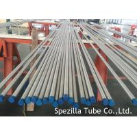 Buy cheap ASME SA213 TP316/316L 3/4'' OD BWG16 Solution Annealed Seamless Stainless Steel from wholesalers