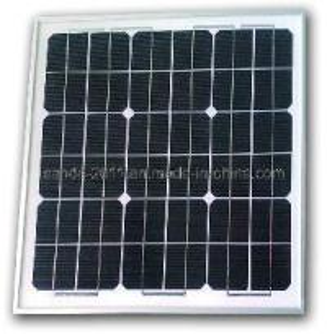 Sande 20W Mono Solar Panel (SDMP-20) Manufactures