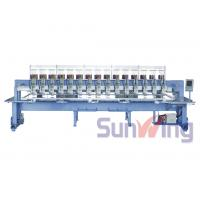China Multi Languages Computerized Embroidery Machine For Home Business on sale
