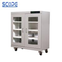Humidity Control Electronic Dry Cabinet Moisture Proof Box 450L Capacity Manufactures