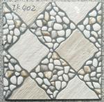 Shiny  40x40 Floor Tiles New Model  In Bathroom Antislip Anti High Temperature Manufactures