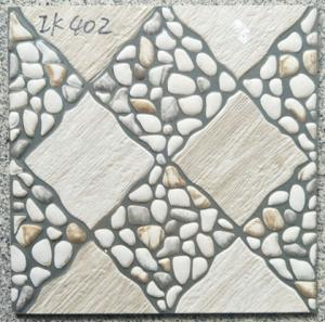 China Shiny  40x40 Floor Tiles New Model  In Bathroom Antislip Anti High Temperature on sale
