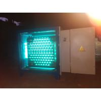 China waste gas treatment equipment /Industrial UV photolysis purification machine/UV Photolysis Oxidation Purifier/Air Cleani on sale