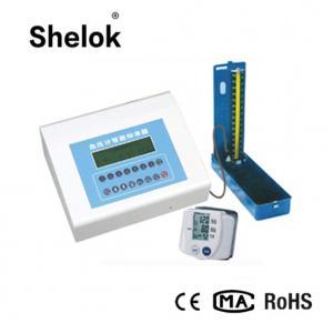 Buy cheap 0.2 digital blood pressure meter sphygmomanometer calibration 0-40KPa blood pressure calibrator from wholesalers