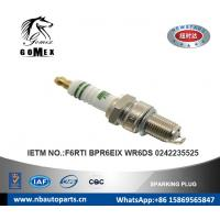 China BPR6EIX WR6DS 0242235525 Car Spark Plugs Replacement For ALFA ROMEO ALPINA ARMSTRONG SIDDELEY ASTON MARTIN on sale