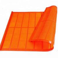 China Polyweb Urethane Fine Screens on sale