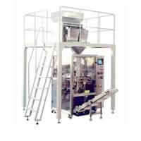 China Full automatic vertical bag packing machine Carbon steel, material contact part 304 stainless steel on sale