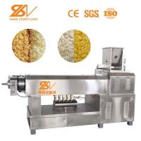 Instant Artificial Rice Machine Full Automatic  Puffed Rice Machine Manufactures