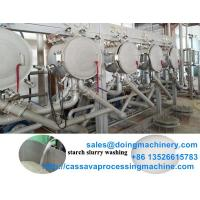 China Perfect cassava starch production business plan /cassava starch processing machine on sale