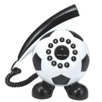 Promotional gift football telephone Manufactures