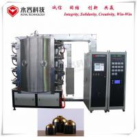 Strong Adhesion Ceramic PVD Coating Equipment, Thin Film PVD Plating Machine on Ceramics Manufactures