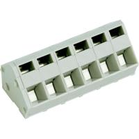 M2.5 STEEL screw 0.75 - 1.5mm2 FEED THROUGH TERMINAL 8.0mm spring terminal block Manufactures