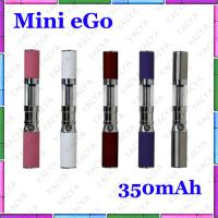 Leakproof 510 Electronic Cigarettes Mini Ego Kits 350mah Battery Manufactures