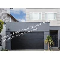 Modern Concept Well Insulated Sectional Garage Doors Easy To Operate Electrically Or Manually Manufactures
