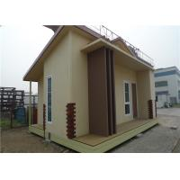 Modern Decorated Prefab House Kits with Bathroom for Residential Manufactures