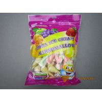 228g OCHRA Bag Packing Ice Cream Fruity Marshmallow Gifts / Snack Marshmallow Manufactures
