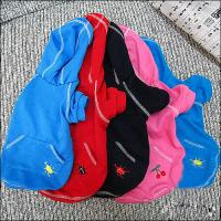 China Yorkie, Maltese blue Red Pink Black Hoodies Personalized Dog Clothes on sale