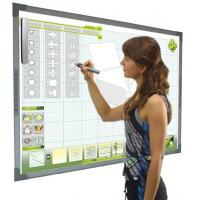 wireless Interactive Electronic Whiteboard Price With 2*ir Pen For Business And Education Manufactures