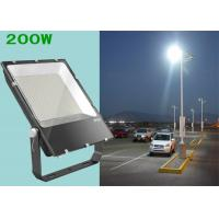200W Commercial External LED Flood Lights  120° Beam Angle LED High Bay Lamp Manufactures