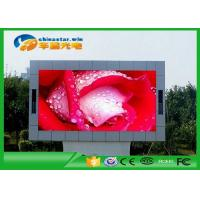 Quality P6 Comercial Led Video Wall Display Panel , electronic boards for advertising for sale