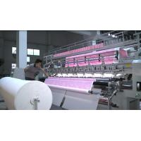 China 110 Inches Lock Stitch High Speed Quilting Machine For Making Bed Sheets on sale