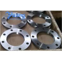 ASTM Carbon steel forged plate flange Manufactures